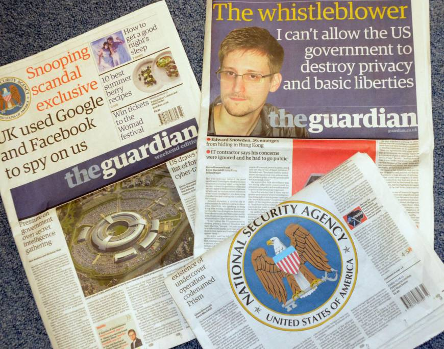 the guardian snowden