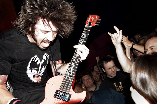 Dustin Rabin Photography, Foo Fighters, Dave Grohl, Lee's Palace, Toronto, Copyright Dustin Rabin