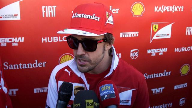 Alonso 2014