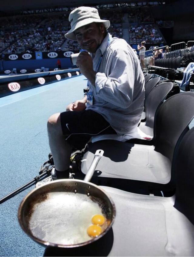 huevo cocinado