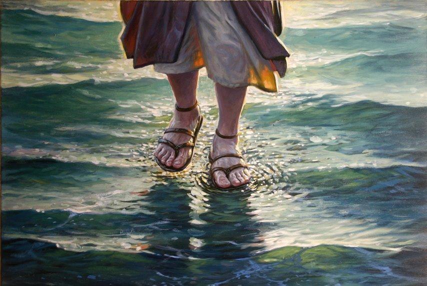 pastor agua jesucristo