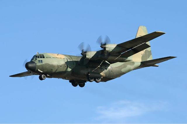RAAF_Lockheed_C-130H_Hercules_AVV_Creek
