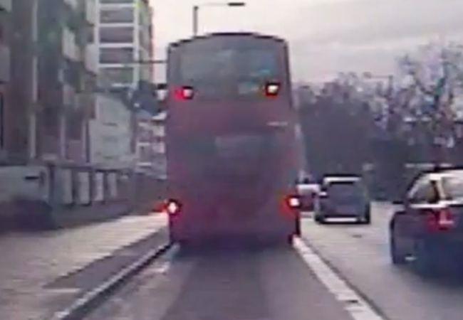 caido autobus londres