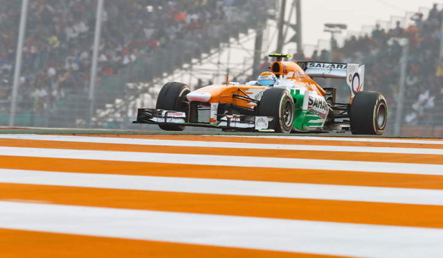 checo force india