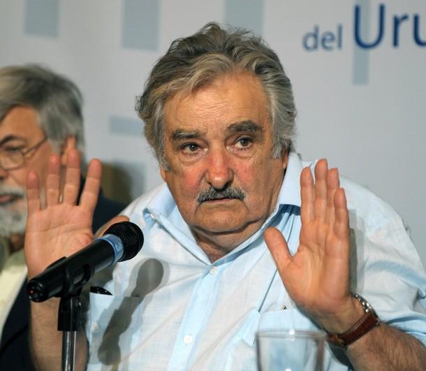 URUGUAY-ELECTION-CANDIDATES-MUJICA