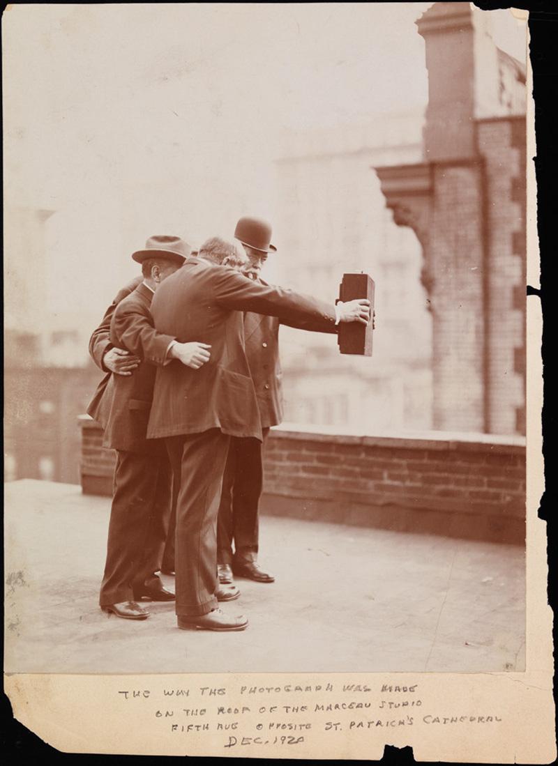 primera selfie