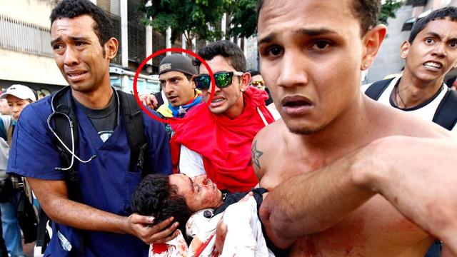 venezuela joven relata muerte
