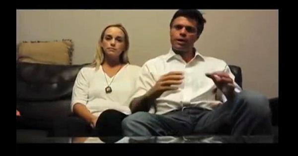 video lopez venezuela