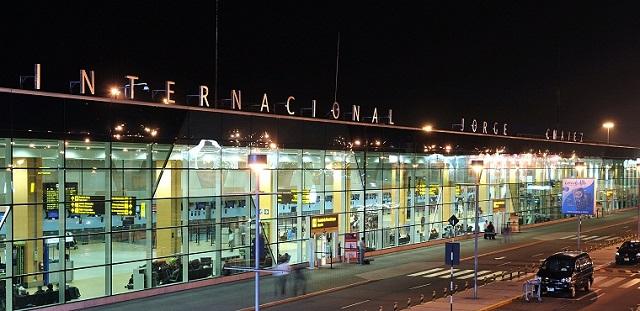 Aeropuerto Internacional Jorge Chávez de Lima