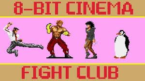 fight club 8 bit