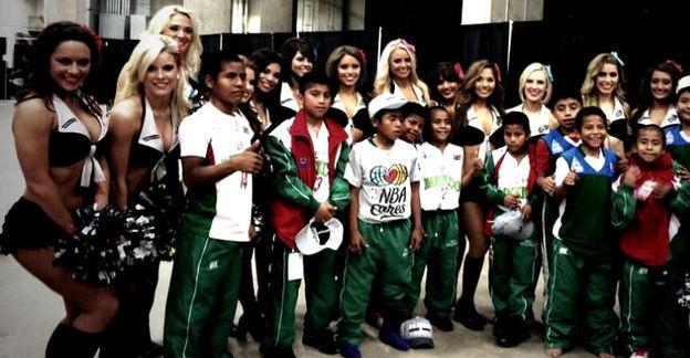 niños triquis silver dancers