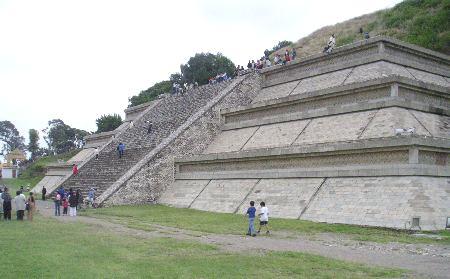 piramide cholula