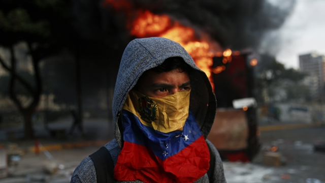 venezuela-marchas