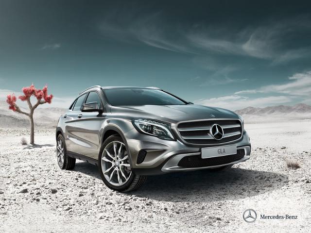 GLA Mercedes 2