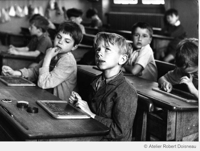 La información escolar, Paris, 1956