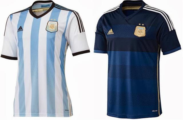 756f733ca5654 Estos son los 64 uniformes que veremos en Brasil 2014