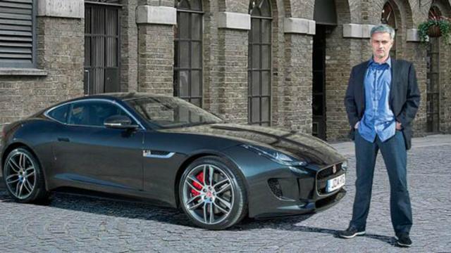 jaguar mourinho