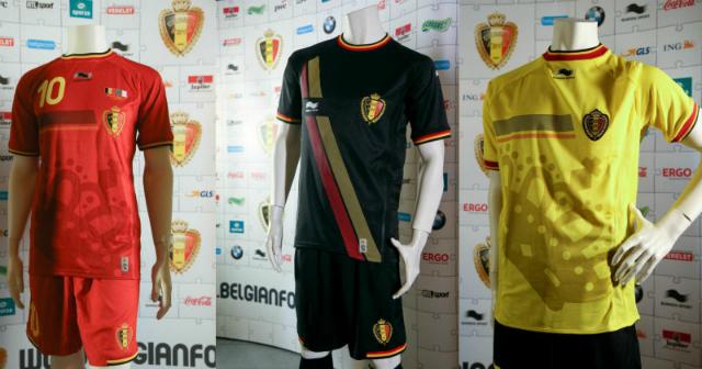 jerseys belgica 2