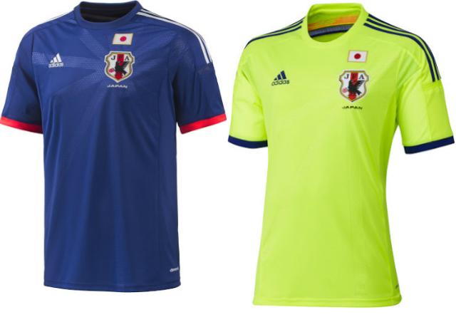 jerseys japon