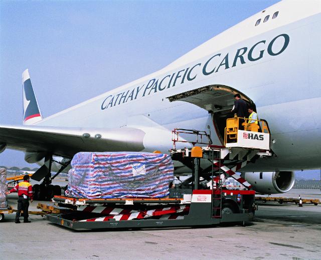 vuelo de carga