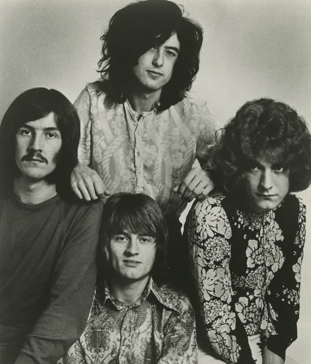 Led Zeppelin 1969 bw1 courtesy of Atlantic Records