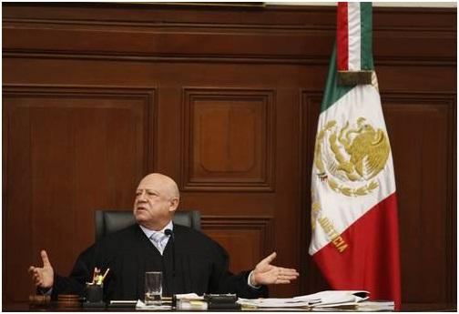 Ministros de la Suprema Corte de Justicia de la Nación
