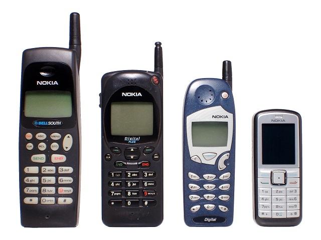 Nokia evolucion