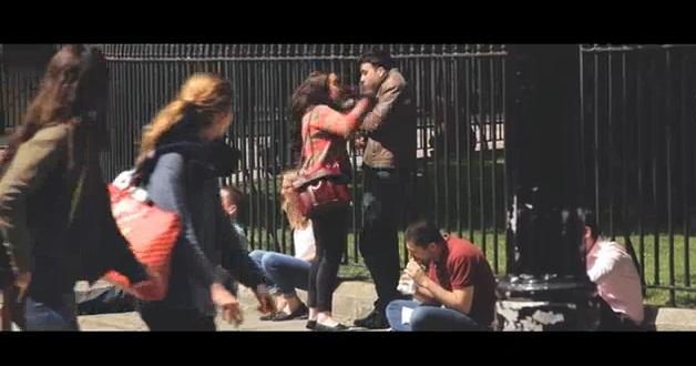 violencia contra hombre
