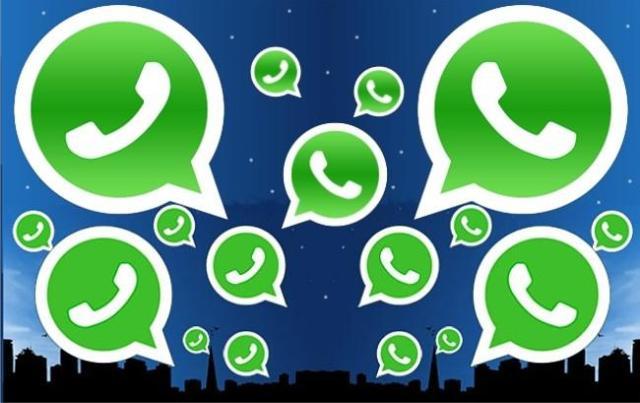 whatsapp baja