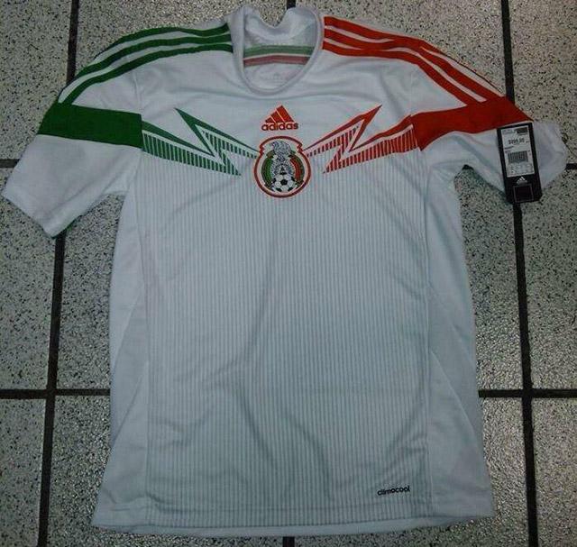 Mexico-vs-Holanda-Uniforme-Blanco