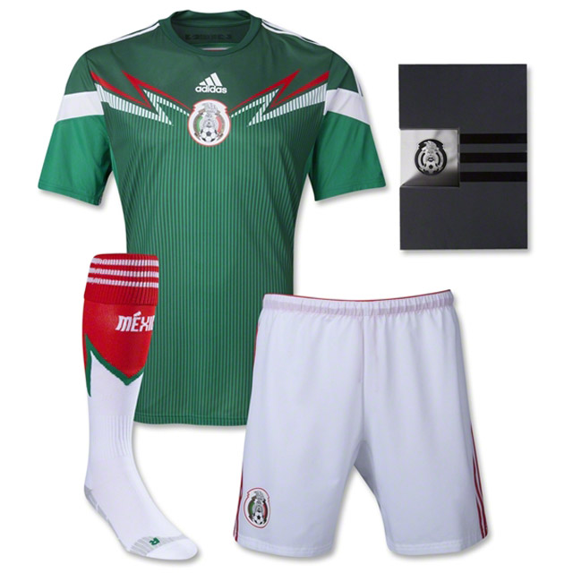 Uniforme-Mexico