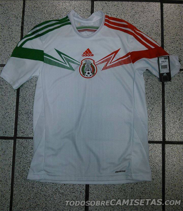 mexico jersey 1