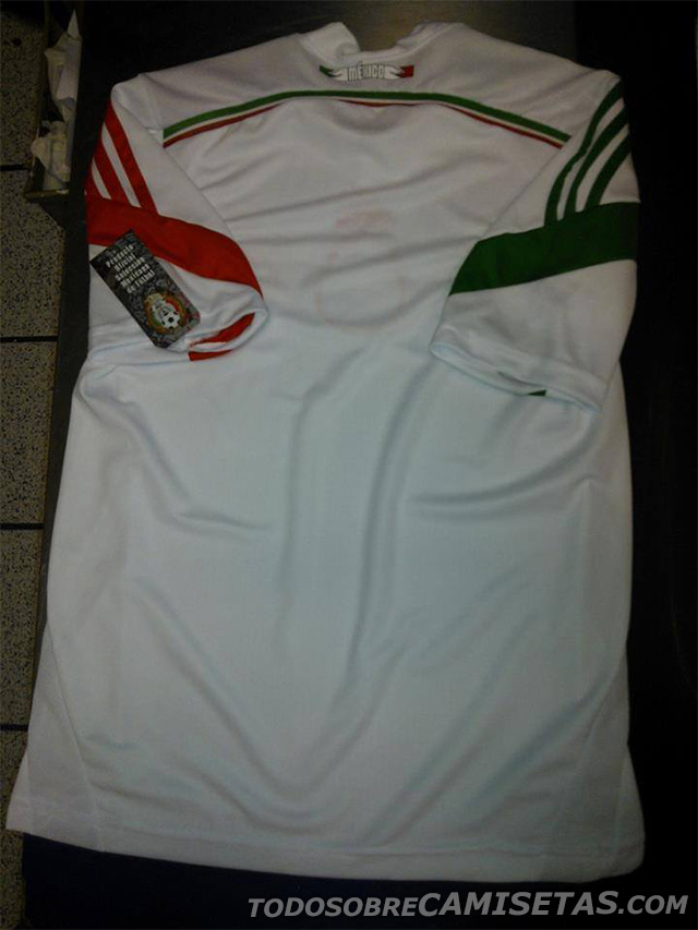 mexico jersey 2
