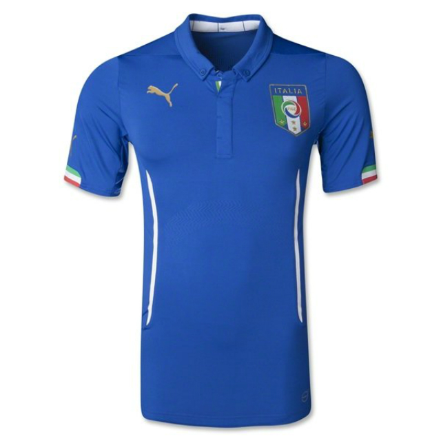 El objeto redondo que se encuentra en el centro representa un balón de  futbol y lleva el nombre de la Federación Italiana Giuoco Calcio. a428c961b07db