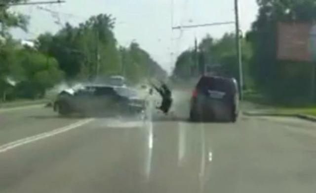 ruso choque