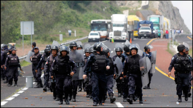POLICIA DE PUEBLA