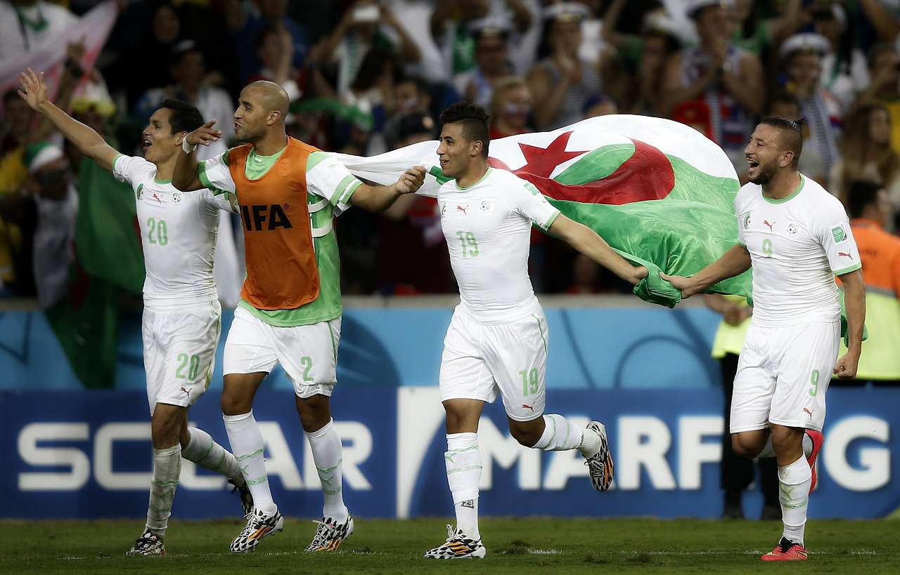 argelia alemania