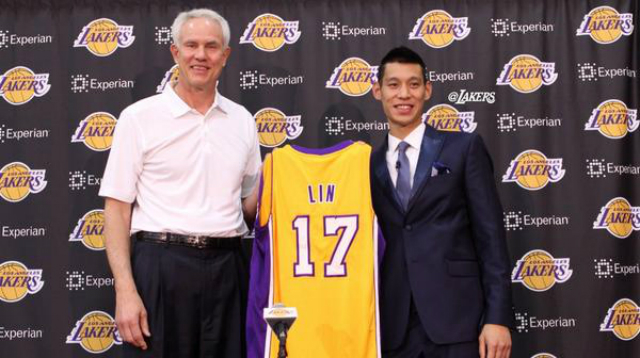 lin lakers