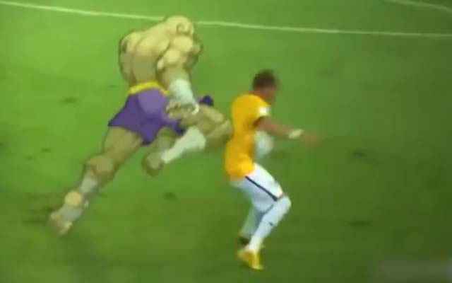 neymar_sh_golpeado