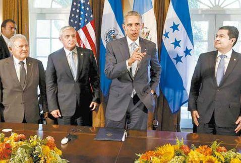 obama centroamerica