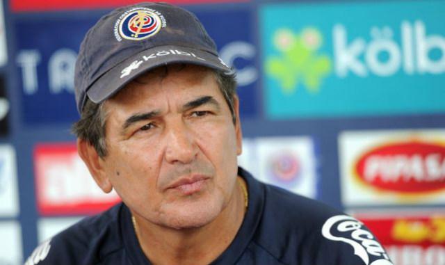 Jorge Luis Pinto Costa Rica Jorge Luis Pinto no Continuará