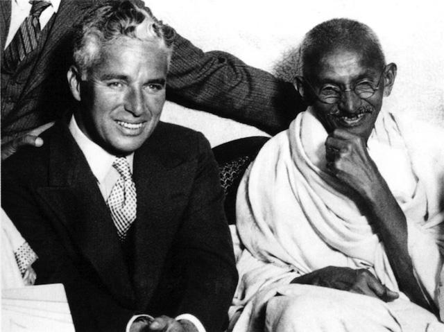 Charlie-Chaplin-and-Mahatma-Gandhi