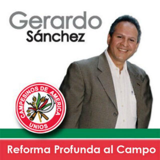 GERRADO SÁNCHEZ CAMPO