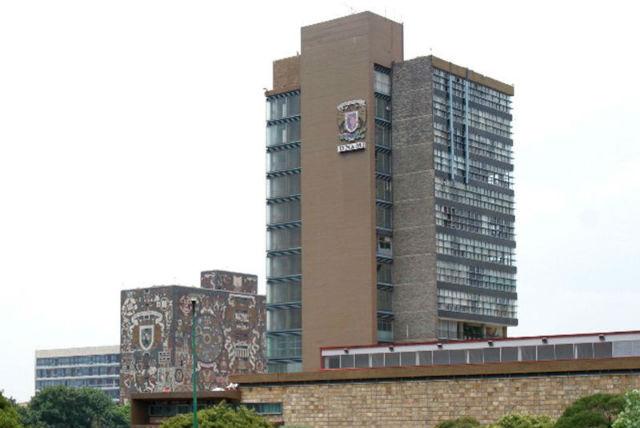 UNAM RECTORIA