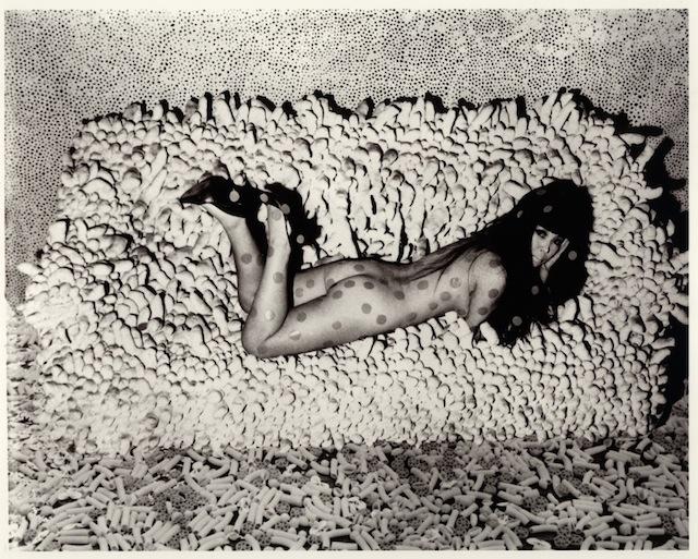 Yayoi Kusama art dots