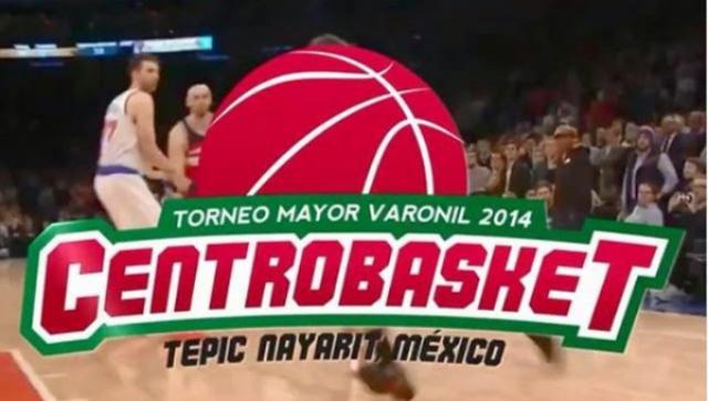 centrobasket 2014