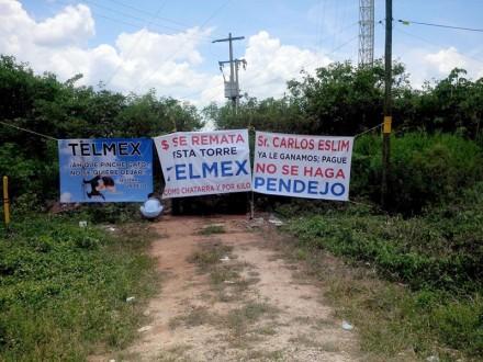ejidatarios qr telmex