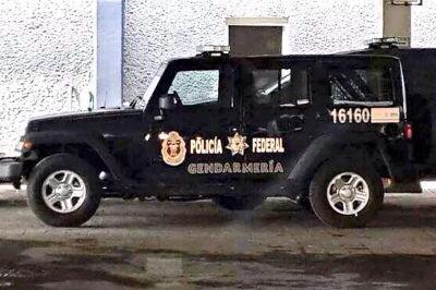 gendarmeria jeep