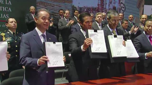 peña #ReformaEnergética