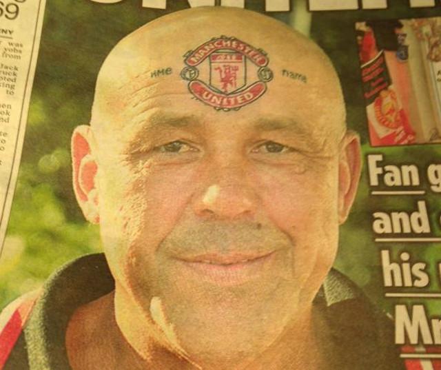 tatuaje manchester frente